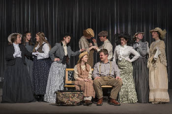 SBA students performing 'Anne of Green Gables' this week