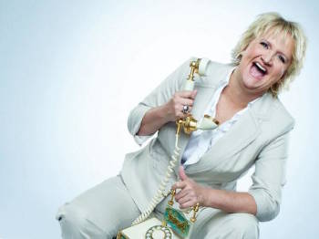 Chonda Pierce brings laughs to Abba's House