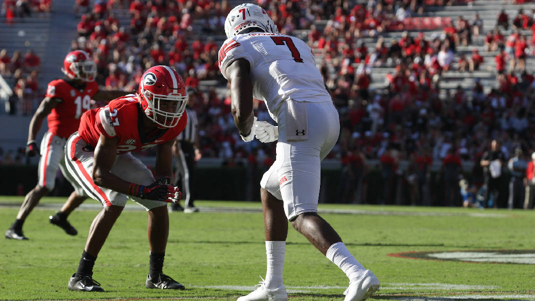 Eric Stokes Could Be Nearing His First Start For Georgia