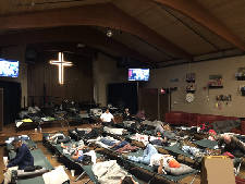 Cold-weather shelter opens tonight at Chattanooga Salvation Army