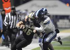 Defense leads Calhoun to 21-6 playoff victory