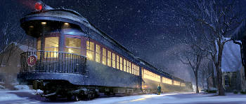The 'Polar Express 3D' is pulling into Imax Theater