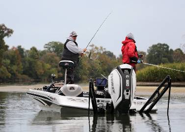 Fishermen concerned over growing number of tournaments on Lake