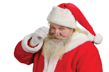 A Q&A with Santa Claus: North Pole business comes to local malls