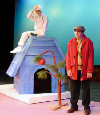 Chattanooga Theatre Centre presents 'A Charlie Brown Christmas'