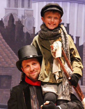 'A Christmas Carol: The Musical' opens at Chattanooga State