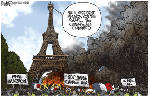 Changing Climate in France