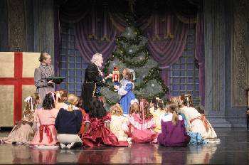 Two local dance companies put different spins on 'The Nutcracker'