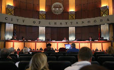 New owners pitch tax break for Patten Towers project to Chattanooga City Council