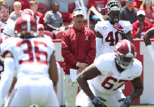 Alabama expected to promote Dan Enos to offensive coordinator