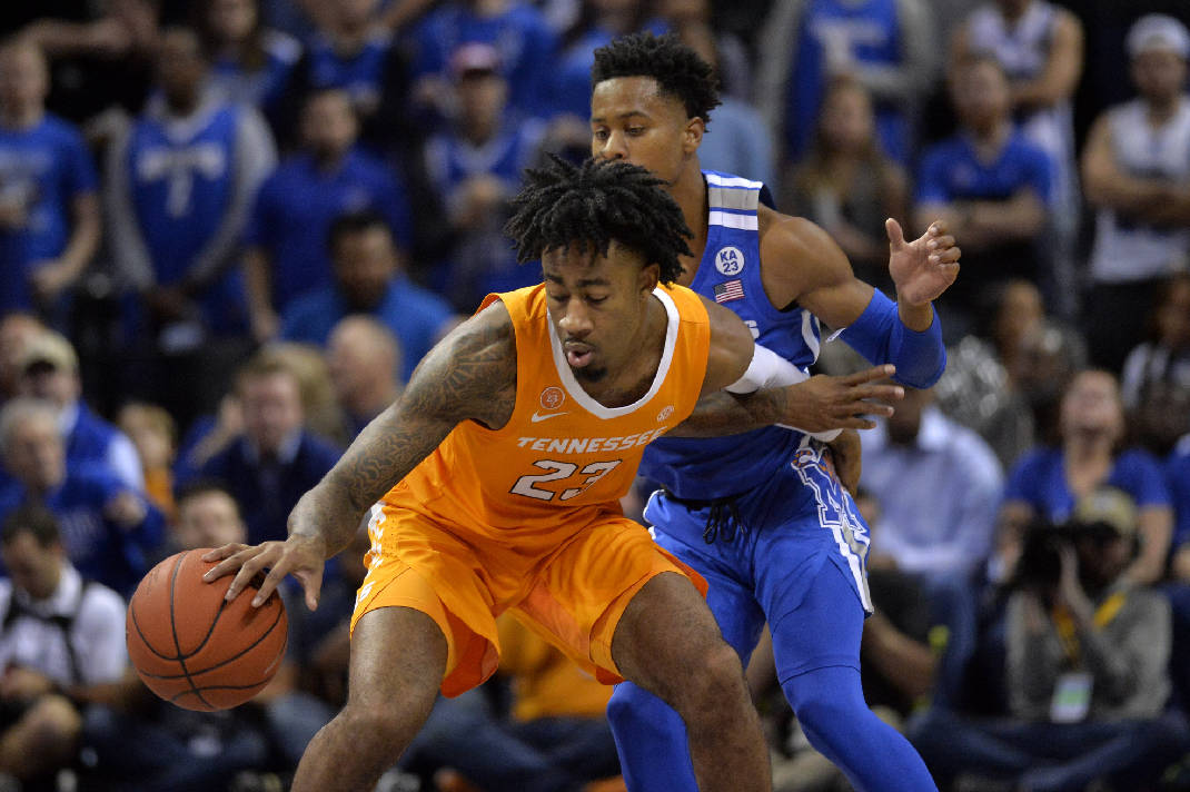 Tale of the tape: Tennessee men vs. Florida | Times Free Press