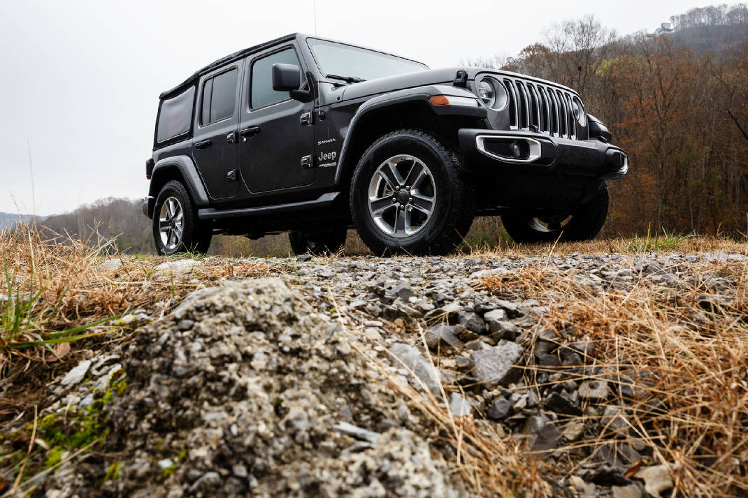 Three Sure Footed Suvs That Will Plow Through Snow And Ice