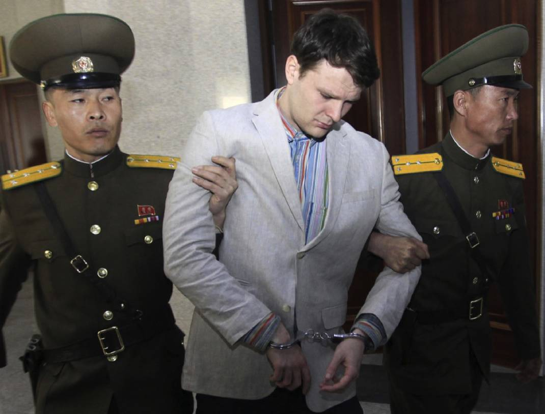 US judge orders North Korea to pay $500 million in student's death