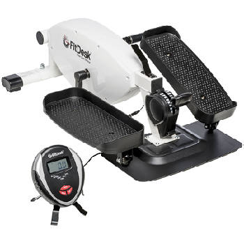 Power Tools: Improve your health at work with FitDesk Under Desk Elliptical