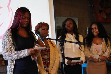Students pitch business ideas at youth entrepreneurship