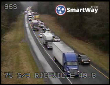 Crash cleared on I-75 south in McMinn County | Times Free Press