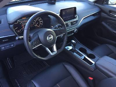 Test Drive New Nissan Altima Is A Smooth Operator