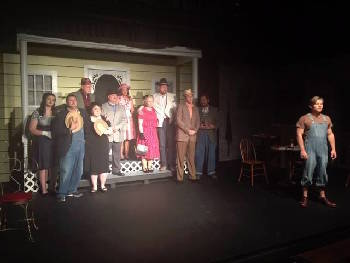 Artistic Civic Theatre opens 'Second Samuel' in Dalton, Georgia
