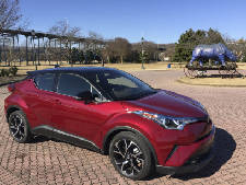 Test Drive: Toyota C-HR audacious and curvaceous