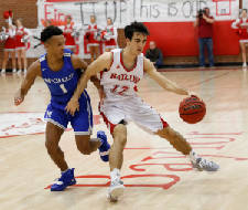 Nick Kurtz sets tone early as Baylor tops McCallie [photos]
