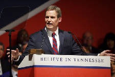 "Tennessee Gov. Lee: ""Government is not the answer to our challenges"""