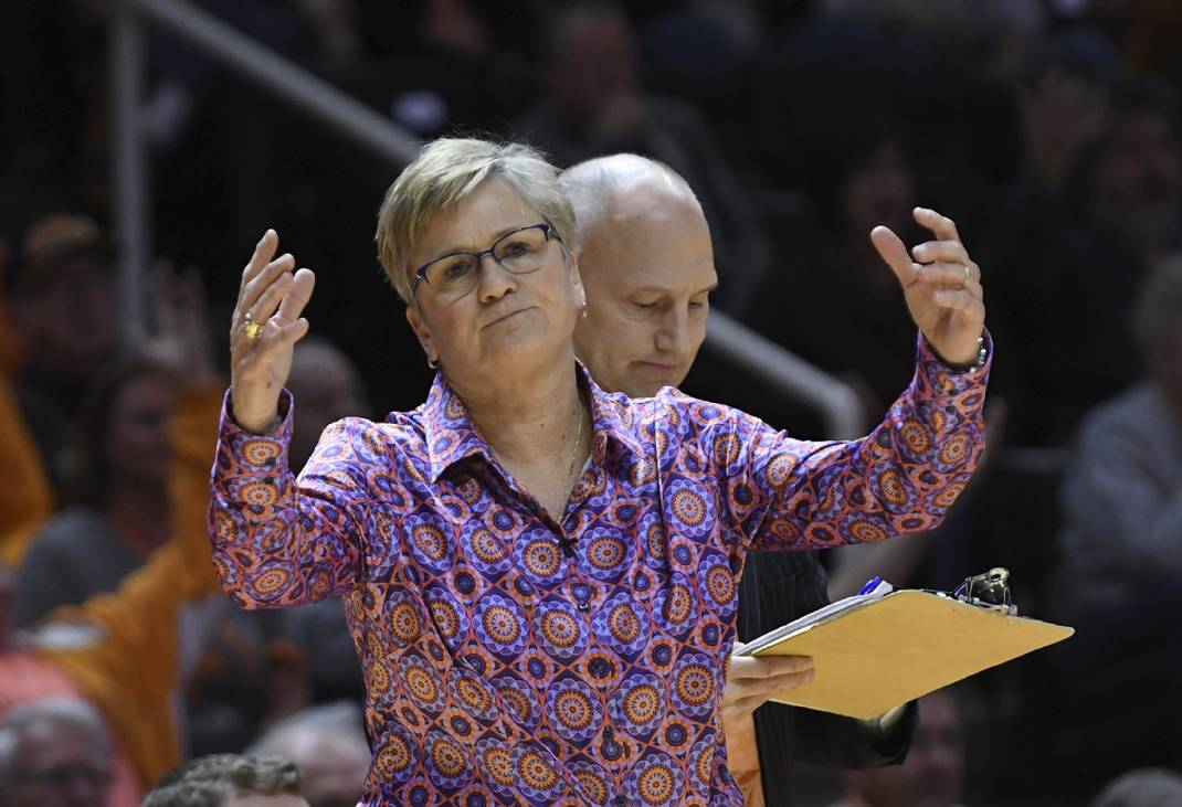 Lady Vols aim to turn losses into learning