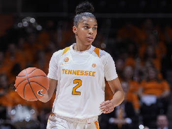 Evina Westbrook stirs questions about Lady Vols direction