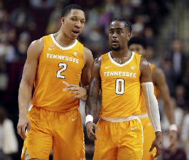 Tennessee men 93, Texas A&M 76: The good, the bad and the