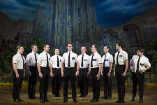 Off the Couch: 'Book of Mormon' arrives at Tivoli Theatre for eight shows over six days