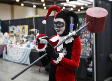 Cosplay, comics, films and fantasy featured at Con Nooga 2019 this weekend