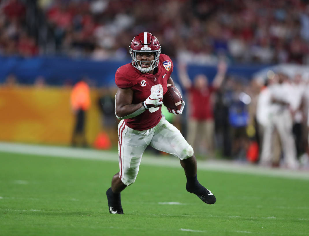 Alabama S Josh Jacobs Could Be First Running Back Taken In This Year S Nfl Draft Chattanooga Times Free Press
