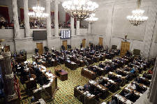 Tennessee House advances gym tax repeal bill