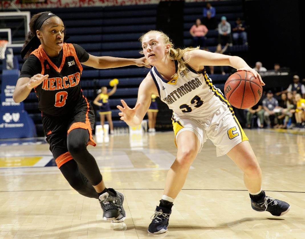 d61ce09450f The University of Tennessee at Chattanooga women's basketball program went  toe-to-toe with the top team in the Southern Conference on Saturday  afternoon, ...