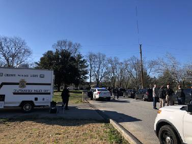 Chattanooga Police Locate Vehicle Suspected In Deadly Hit And Run Involving Officer