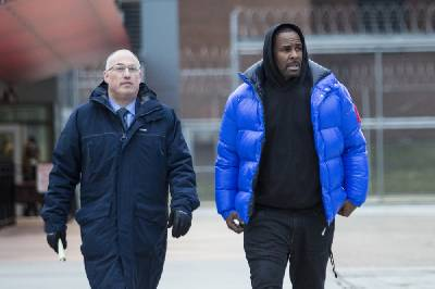 is rkelly in jail