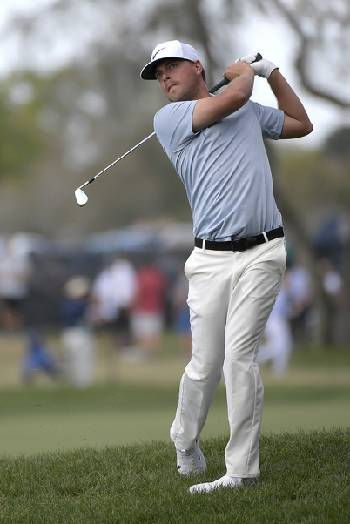 Golf roundup: Keith Mitchell tied for third at Arnold Palmer Invitational
