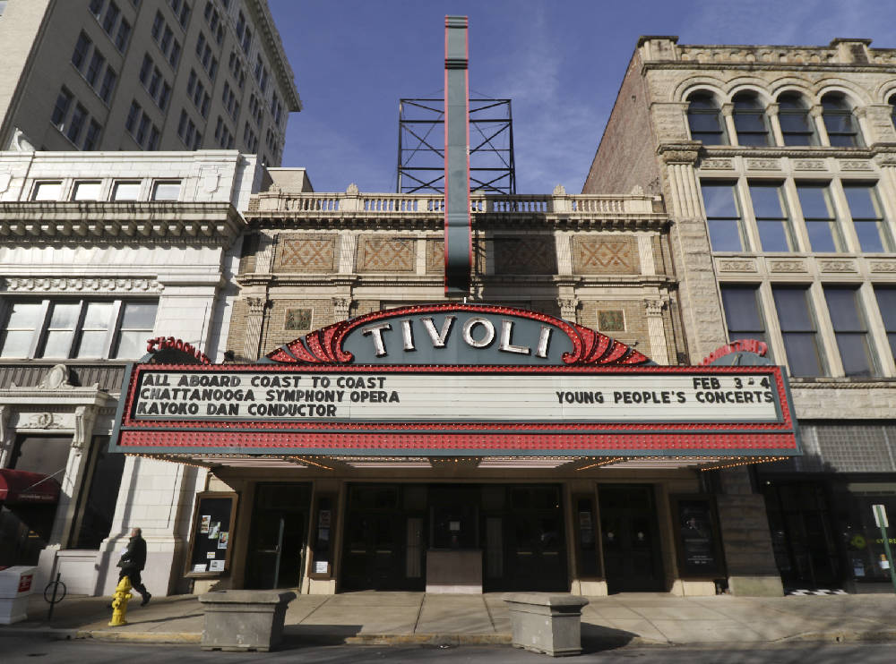 Moments In Memory: The Tivoli Theatre Has Persevered