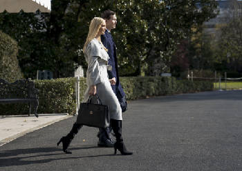 Goldberg: Who do Jared and Ivanka think they are?