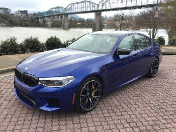 Test Drive 2019 Bmw M5 Competition A Rip Roaring Ride Times Free
