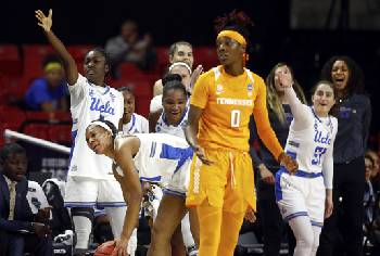 Lady Vols fall to UCLA in NCAA tourney opener, 89-77
