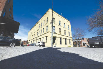 Mixed-use space on Chattanooga's Southside: Old knitting mill building seeks new owner