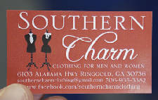 North Georgia couple's dream of opening a men's and women's clothing boutique blossoms into three retail locations