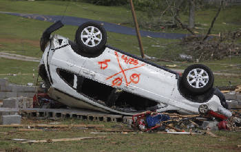 Moments in Memory: Day of tornadoes devastated Chattanooga