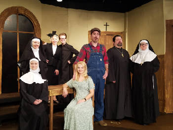 Nuns are back in the habit at Oak Street Playhouse
