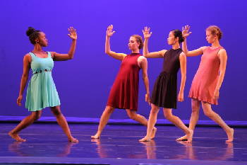 Center for Creative Arts Dance Department presents Project Motion