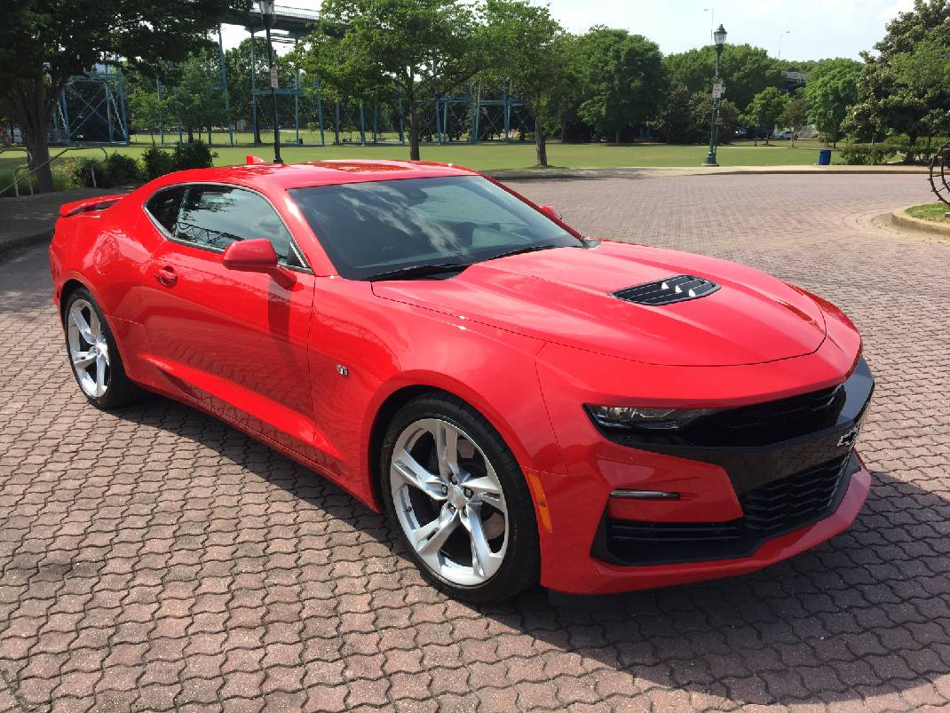 Test Drive: The 2019 Chevrolet Camaro 2SS Coupe Is Better