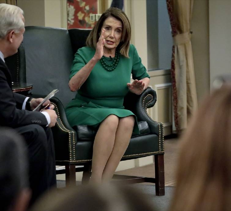 Executive Privilege Refers To The President S Ability To: Pelosi Pledges Methodical Action On 'constitutional Crisis