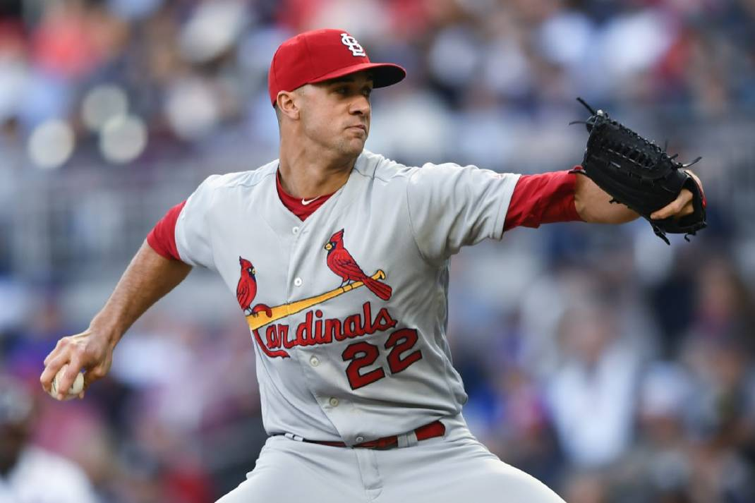 Cardinals Hit 4 Home Runs To Support Jack Flaherty In Win