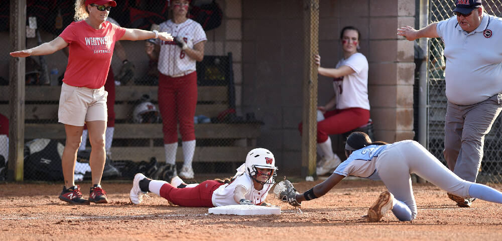 Whitwell Rolls Back Into Softball State Tournament