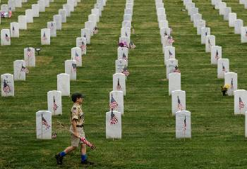 Memorial Day observances set at Chattanooga National Cemetery